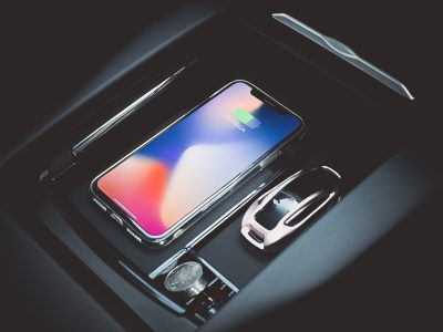 Tesla Wireless Phone Charger